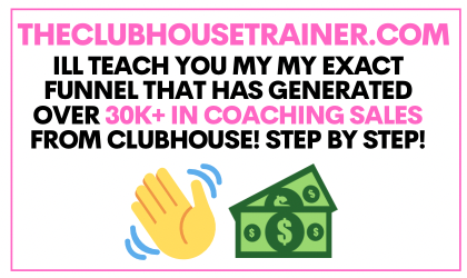 The Clubhouse Trainer